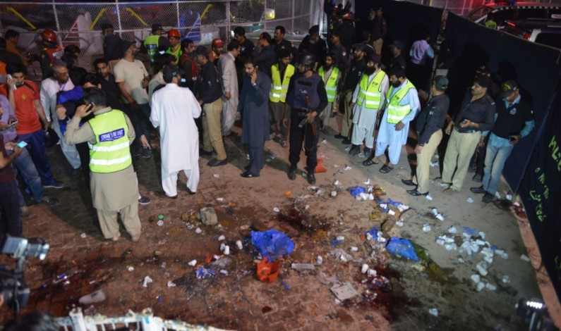 Pakistan: Who is Behind Lahore Terror Attack?