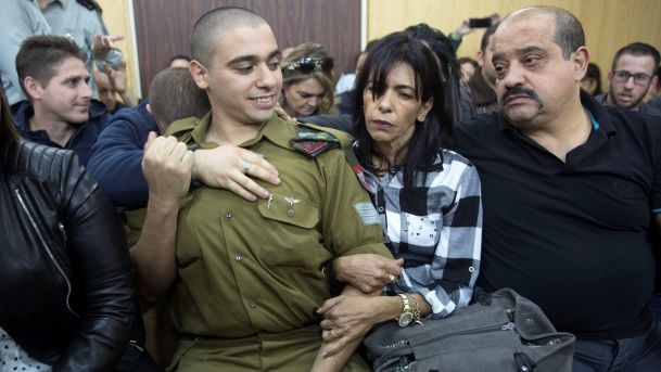 IDF soldier gets 18 months for executing wounded prisoner