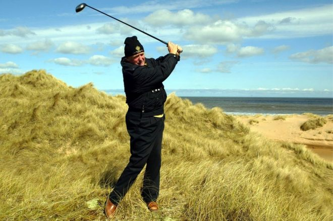 Scotland has a Mafia? Donald Trump golf security firm owner guilty of £400,000 fraud