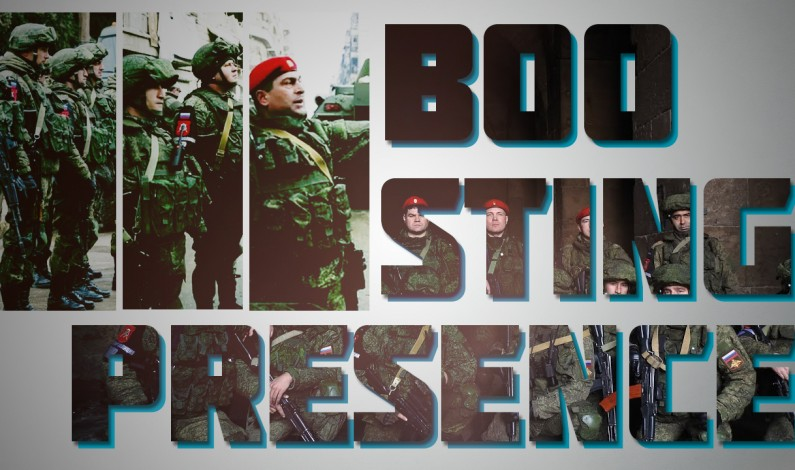 Syrian War Report – February 14, 2017: Russia Deploys More Military Police To Syria