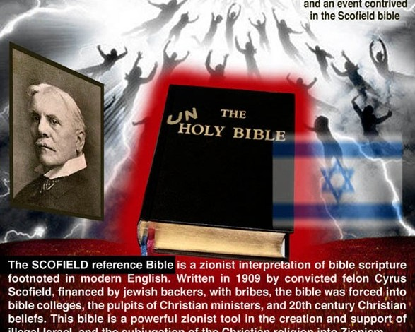The Zionist-Christian Alliance and the Great Deception