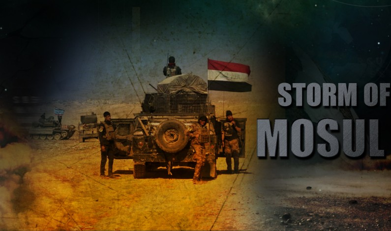 Iraqi War Report – February 28, 2017: Storm Of Western Mosul