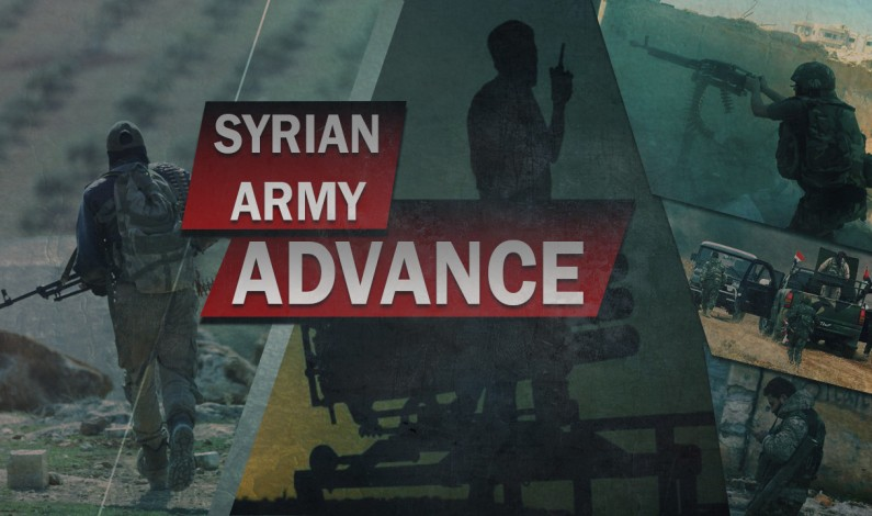 Syrian War Report – February 2, 2017: Govt Forces Recapture Areas West Of Palmyra