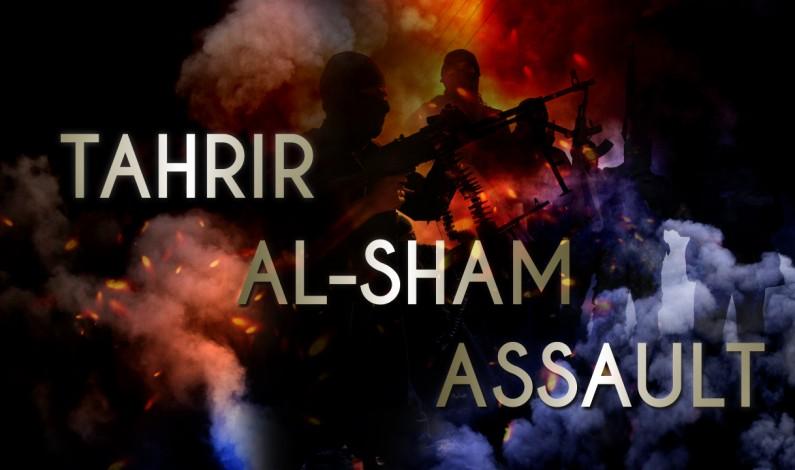 Syrian War Report – February 13, 2017: Al-Qaeda Advances In Daraa As Govt Forces Prevail On ISIS Near Al-Bab