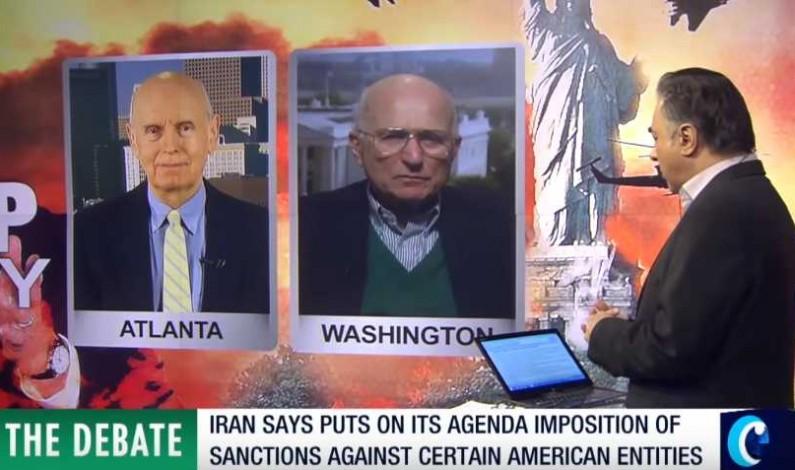 The Debate – Trump Iran Policy