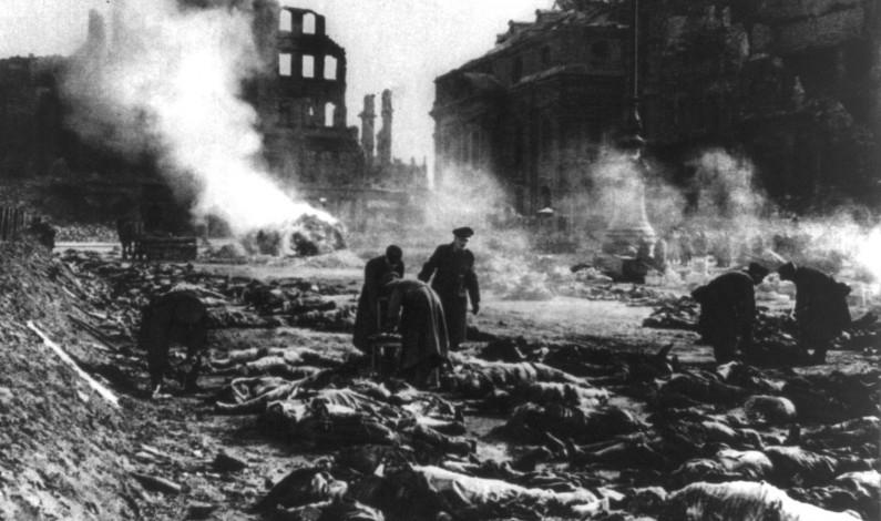The Destruction of Dresden