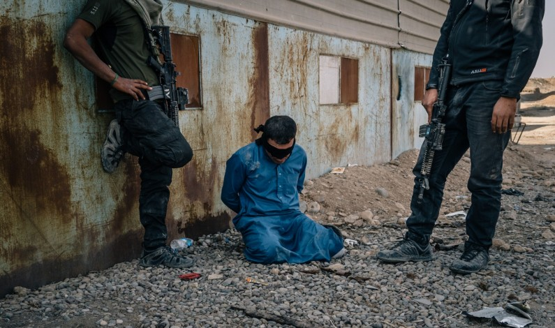 Away from Iraq's front lines, the Islamic State is creeping back in