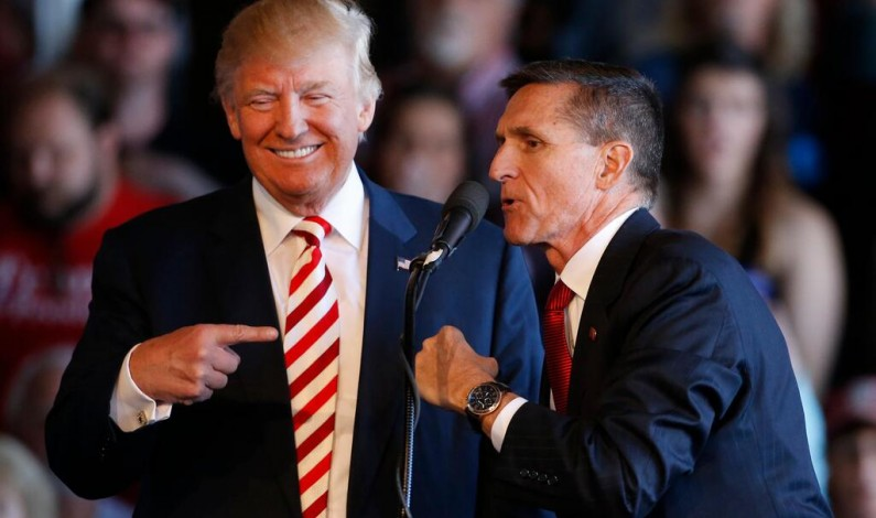 NEO – Does Flynn Exit Aid World Peace?