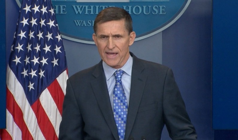 Michael Flynn resigns as National Security Advisor
