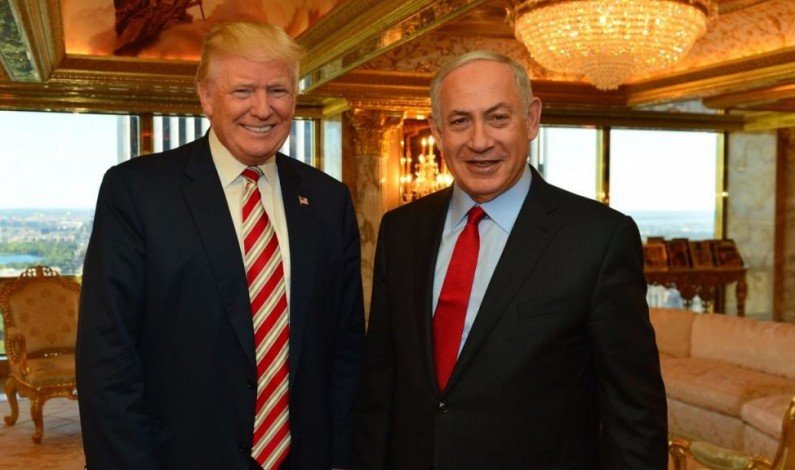 "Trump Bans Christians But not Jews born in ""Terrorist"" States"