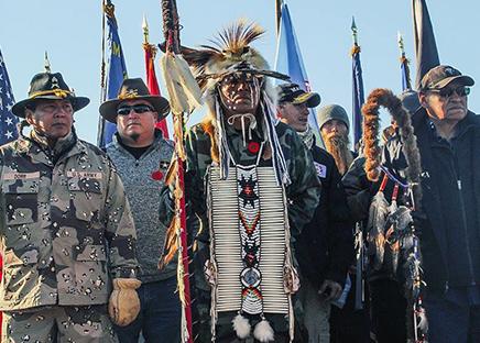 Busted: Trump Sends Secret FBI Task Force to Stage False Flag, Blame Vets at Standing Rock