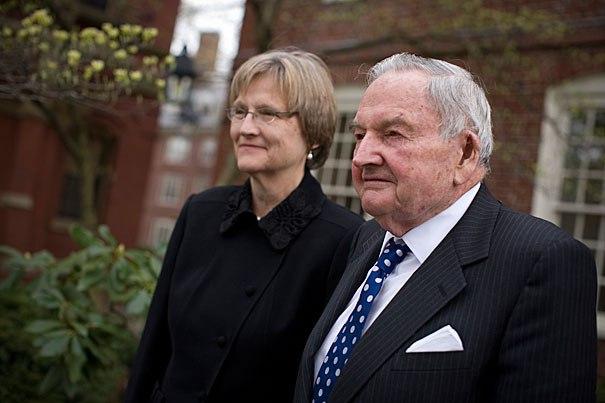 NEO – David Rockefeller's Gruesome Legacy