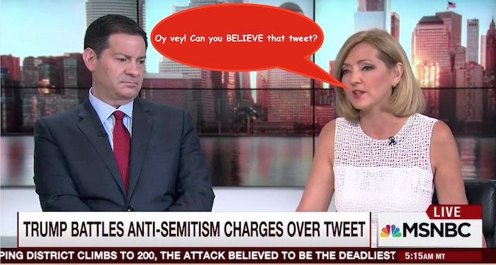 """""""Anti-Semitic"""" Trump Tweets Ignite Firestorm"""