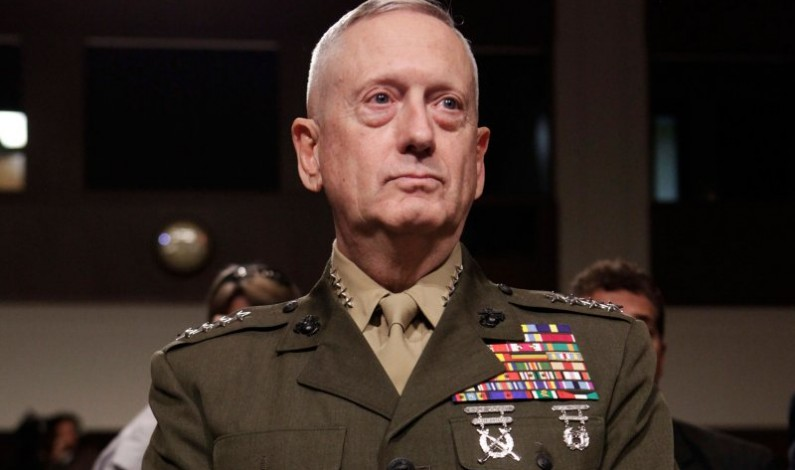 "General Mattis' ""Destroy ISIS"" plan does not include destroying its Western or Gulf State backers"