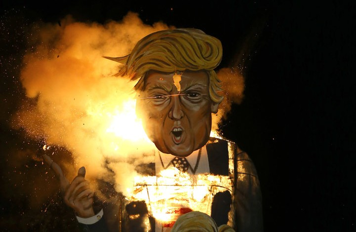 NEO – Trump goes down in flames on Fake Taping claims