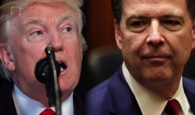 FBI Director Fired: Is the US a Mafia Controlled Dictatorship?