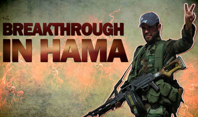 Syrian War Report – March 31, 2017: Govt Forces Regain Large Areas In Northern Hama