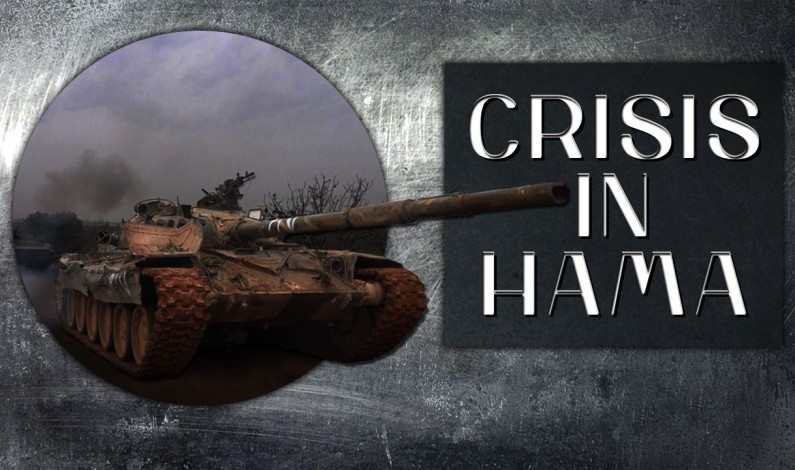 Syrian War Report – March 23, 2017: Govt Forces Face Crisis In Northern Hama
