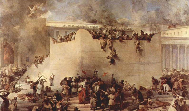 Uri Avnery – The Great Rift between the two Jewish peoples