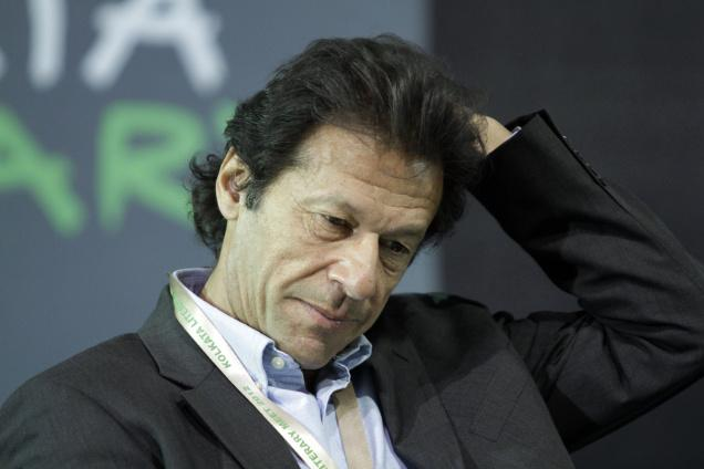 Imran Khan's PTI: The New Face of Liberal Nationalism