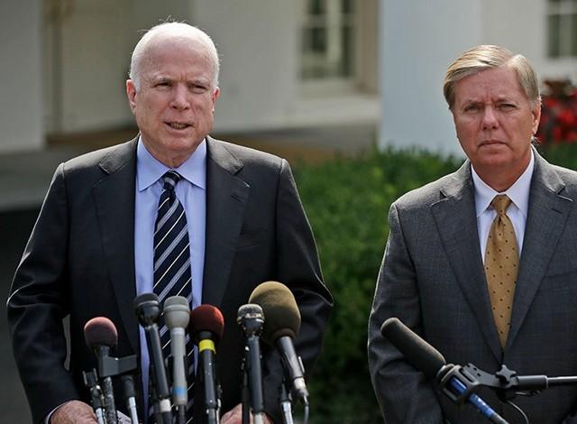 McCain to Trump: Retract wiretap claim or provide evidence