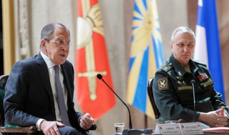 Lavrov: No force on earth can compete with NATO and US' drug trafficking business in Afghanistan