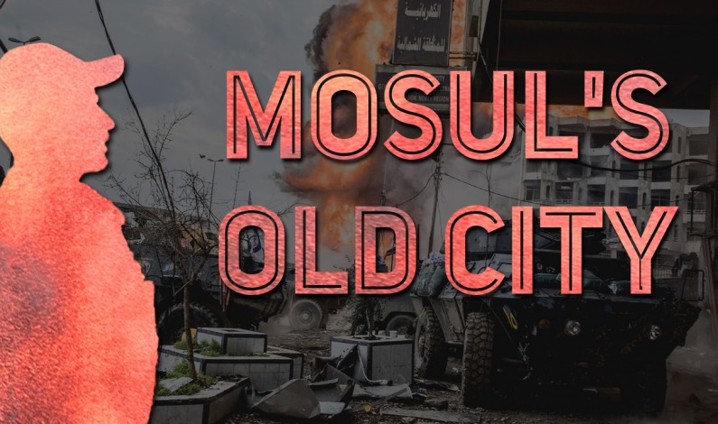 Battle For Mosul Enters Its Final Stage