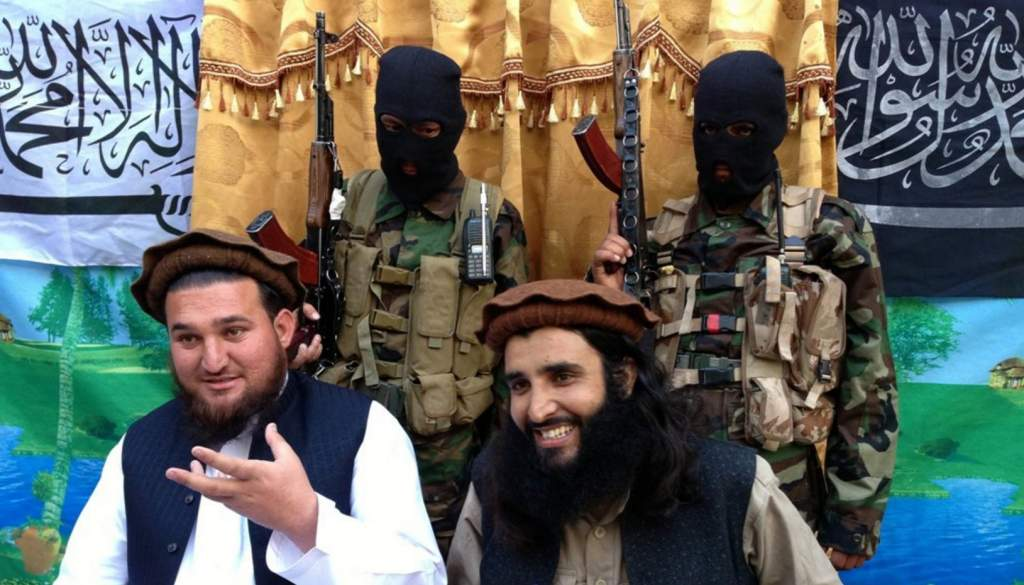 How is Pashtun Insurgency being Portrayed as Terrorism in