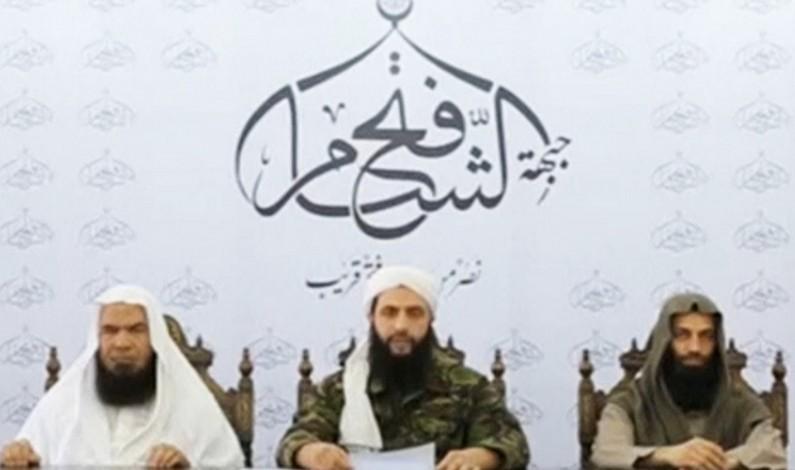 Jabhat Fateh al-Sham: A Breakaway Faction of Islamic State