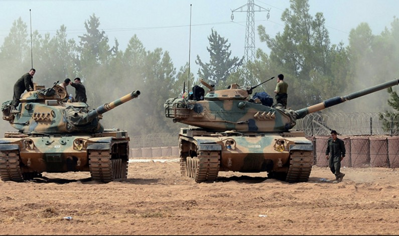 Turkey says 'Euphrates Shield' operation in Syria 'successfully completed'