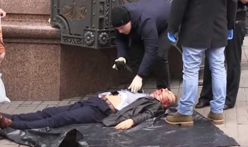 Killing in Kiev – Anatomy of an Assassination