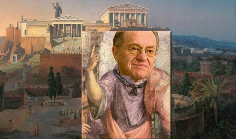 Alan Dershowitz – The Key To Athens