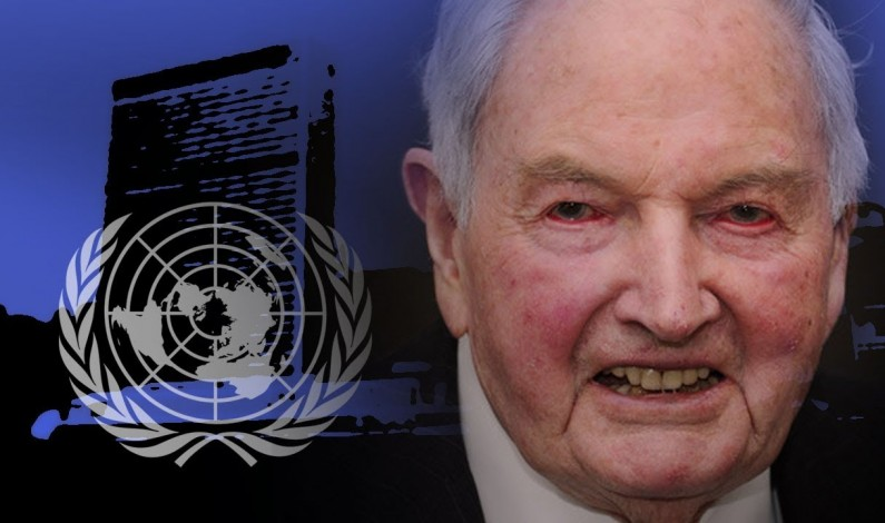 David Rockefeller Was a New World Order Agent