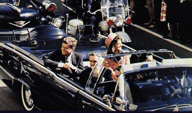 The CIA Murdered JFK and Mary Pinchot Meyer