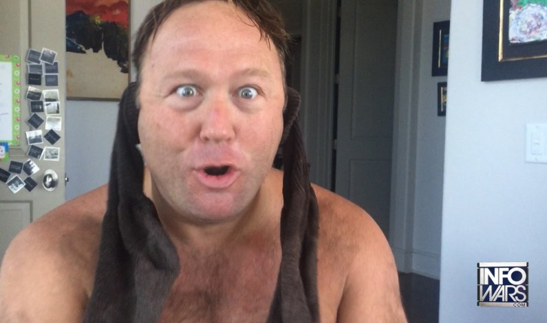 Alex Jones Apologises for 'Pizzagate' Fake News