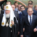 putin Patriarch Kirill of Moscow