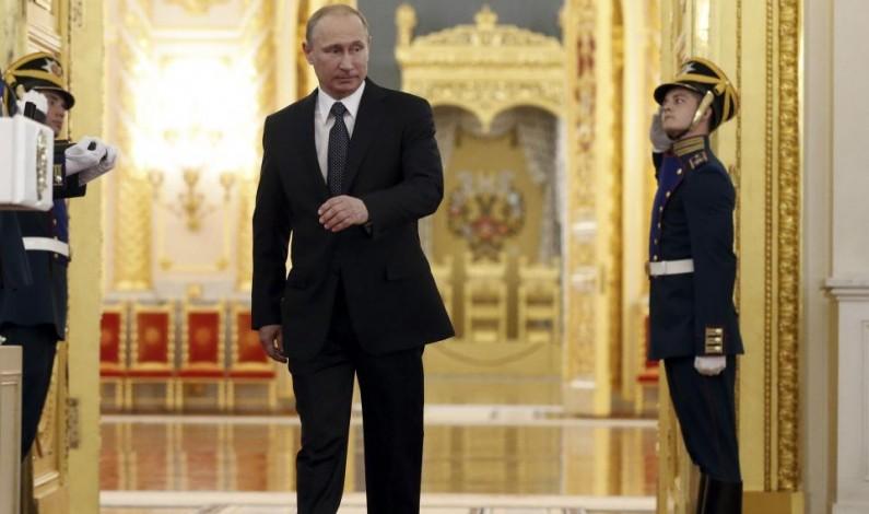 Newsweek: Vladimir Putin Challenges the Deep State