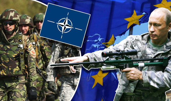 NATO still wants to create World War III with Russia