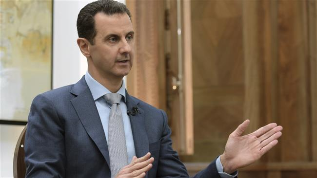 Assad: Syria war guarantees shared interests of powers, Israel