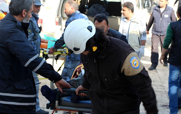 Moscow demands OPCW explain how White Helmets emerged unharmed in Syrian sarin attack
