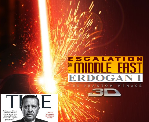 ESCALATION IN SYRIA: Erdogan I – The Phantom Menace ofNATO