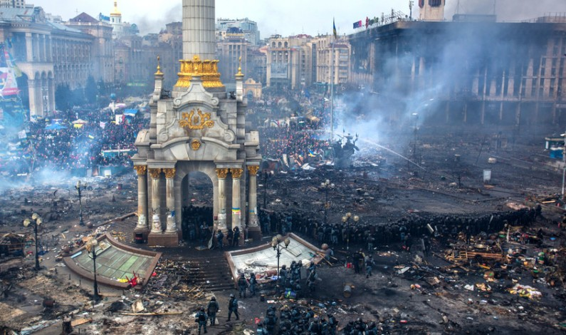 Kiev's Maidan coup – US begins to back away from financial support