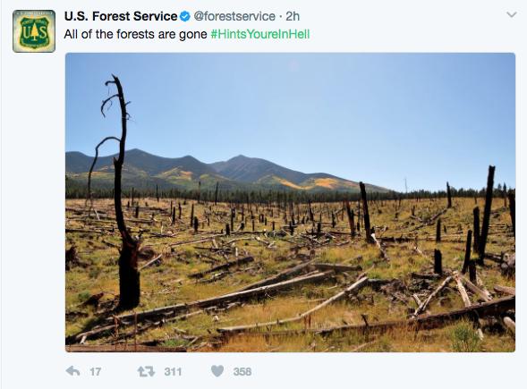 Strip Earth Bare – Trump Agenda – Waste Land Ahead