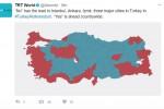 Major Cities Voting No on Turkish Referendum