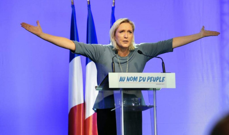 Will Le Pen be put to the Sword?