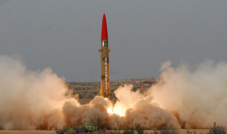 Nukes for Saudi Arabia: Pakistan's Military-Industrial Complex and the Gulf States