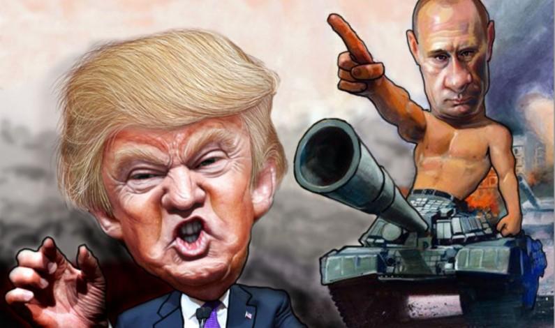 """Russia: Attack a """"false flag"""