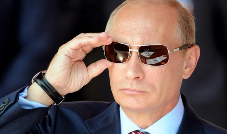 Putin: Russian Intel Says More False Flags Coming, Poison Gas Supplies in Motion