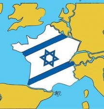 Israel Won the First Round of the French Election