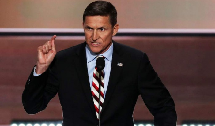 """Exclusive: """"Lock him Up,"""" of Course We Mean Flynn, But Lock Him Up Last"""